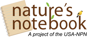 Nature's Notebook Logo